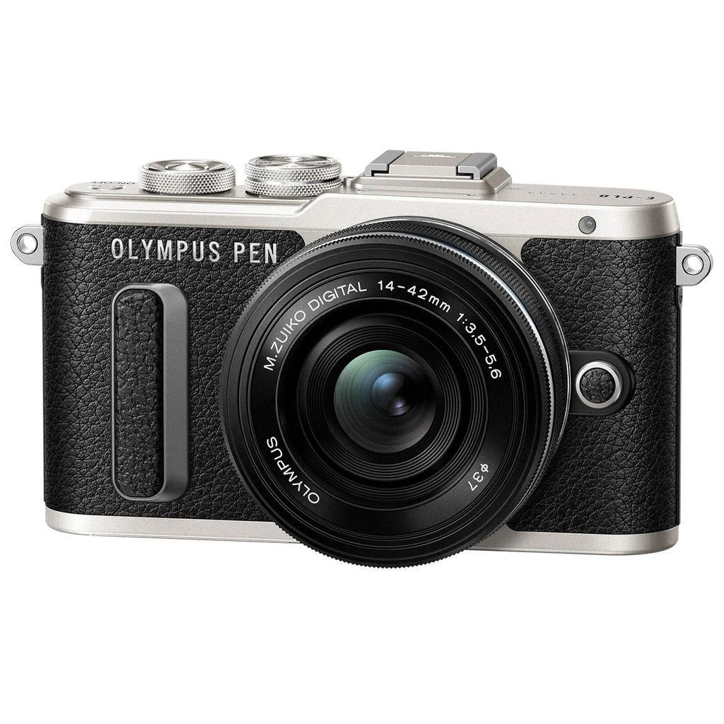 Olympus E-PL8 černý tělo + 14-42mm EZ