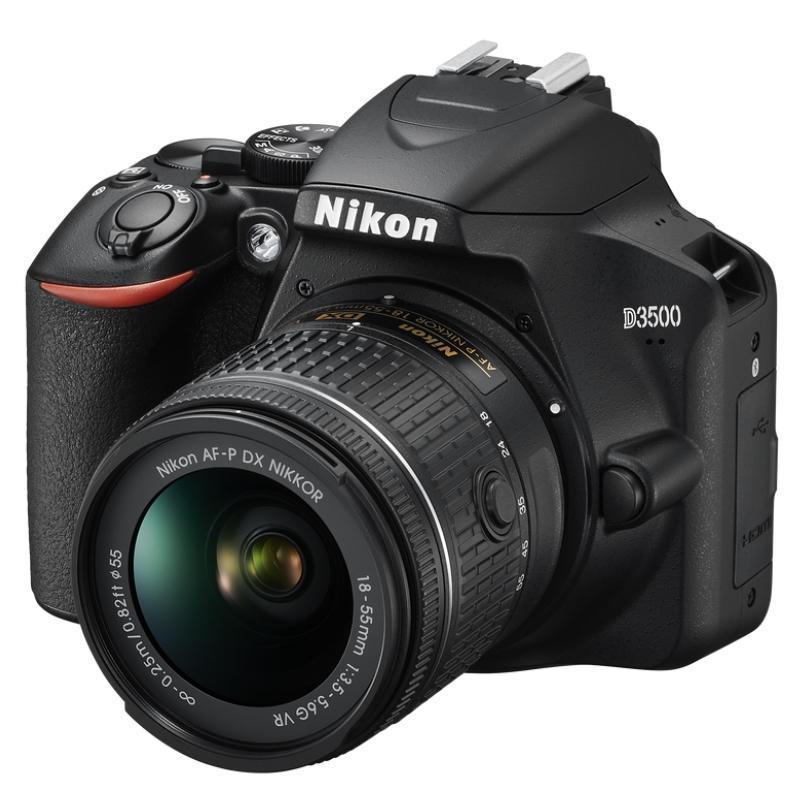 Nikon D3500 + 18-140 AF-S DX VR ED + Servis plus zdarma