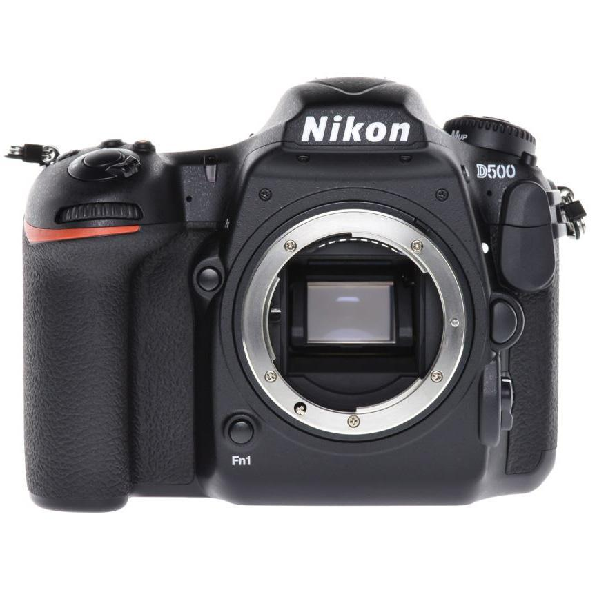 Nikon D500 body + Servis plus zdarma