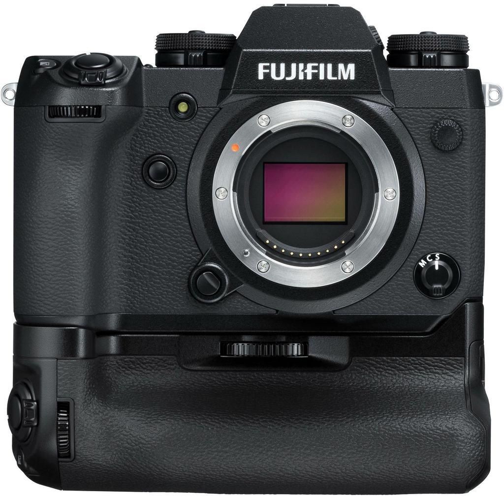 Fujifilm X-H1 Body+ VPB-XH1 battery grip + Servis plus zdarma