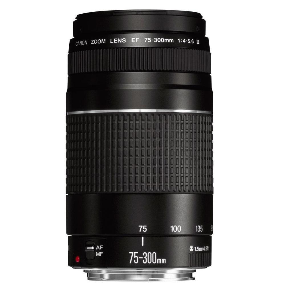 Canon EF 75-300mm f/4-5,6 III