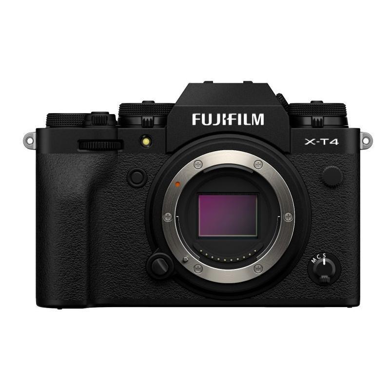 Fujifilm X-T4 Body Černá + Servis plus zdarma