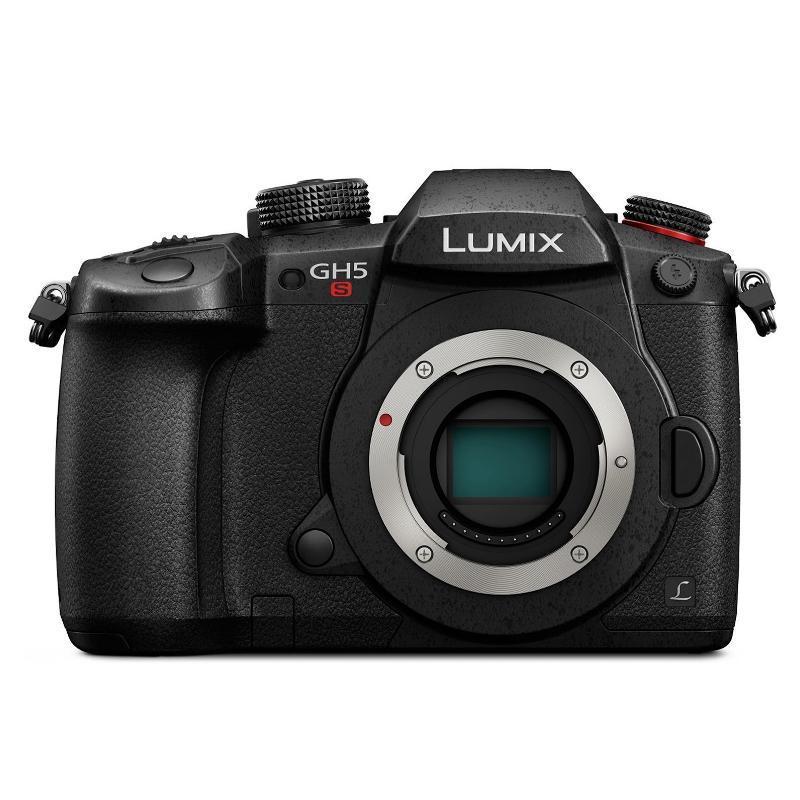 Panasonic Lumix DC-GH5S, Black + Servis plus zdarma