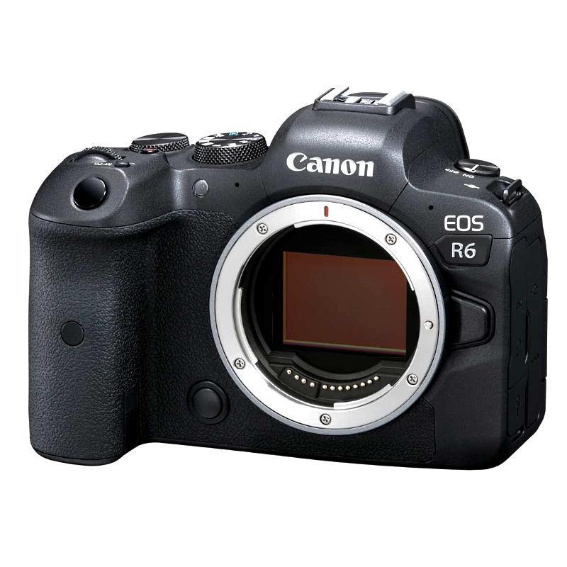 Canon EOS R6 recenze. Foto 2